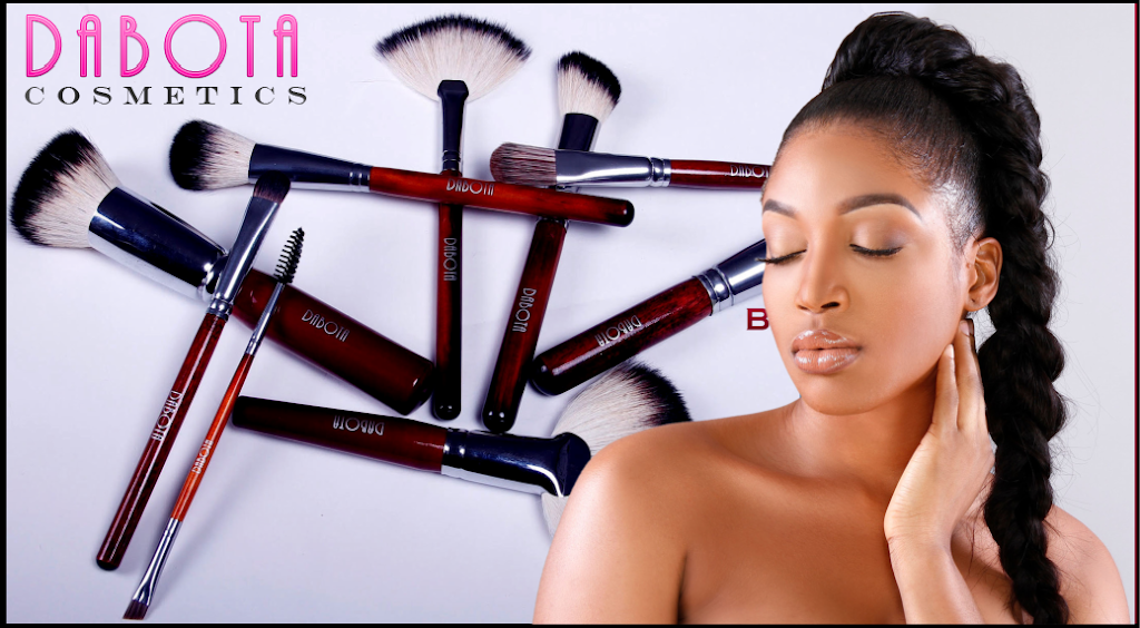 Dabota Cosmetics sets for Beauty Africa Expo